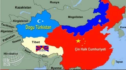 DOĞU TÜRKİSTAN ASLA ÇİN TOPRAĞI DEĞİLDİR | Uyghuristan Info