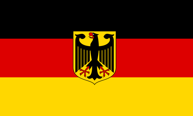 GermanyFederalFlagImage