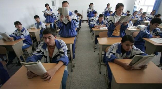 CHINA-XINJIANG-EDUCATION-BILINGUAL